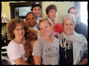 Joan Baez with Obama crew in VA.