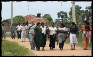 Sri Lanka: Women's Nonviolent Peaceforce