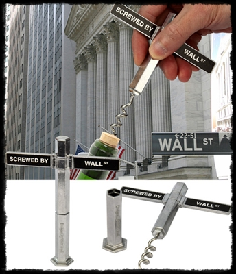 wallstreet corkscrew
