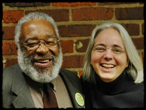 Vincent Gordon Harding with Rose Marie Berger, Sojourners, 2010