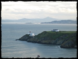 Howth Head, where Molly Bloom said 'yes'