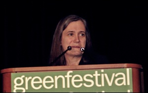Democracy Now!'s Amy Goodman