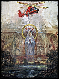 """""""Our Lady of Louisiana"""" by Rick Delanty"""