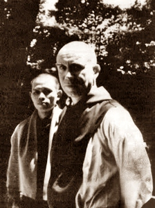 Thích Nh?t H?nh and Thomas Merton, 1966