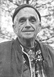 Daniel Berrigan by Rose Marie Berger