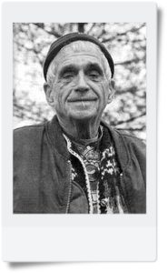 Daniel Berrigan (by Rose Berger)